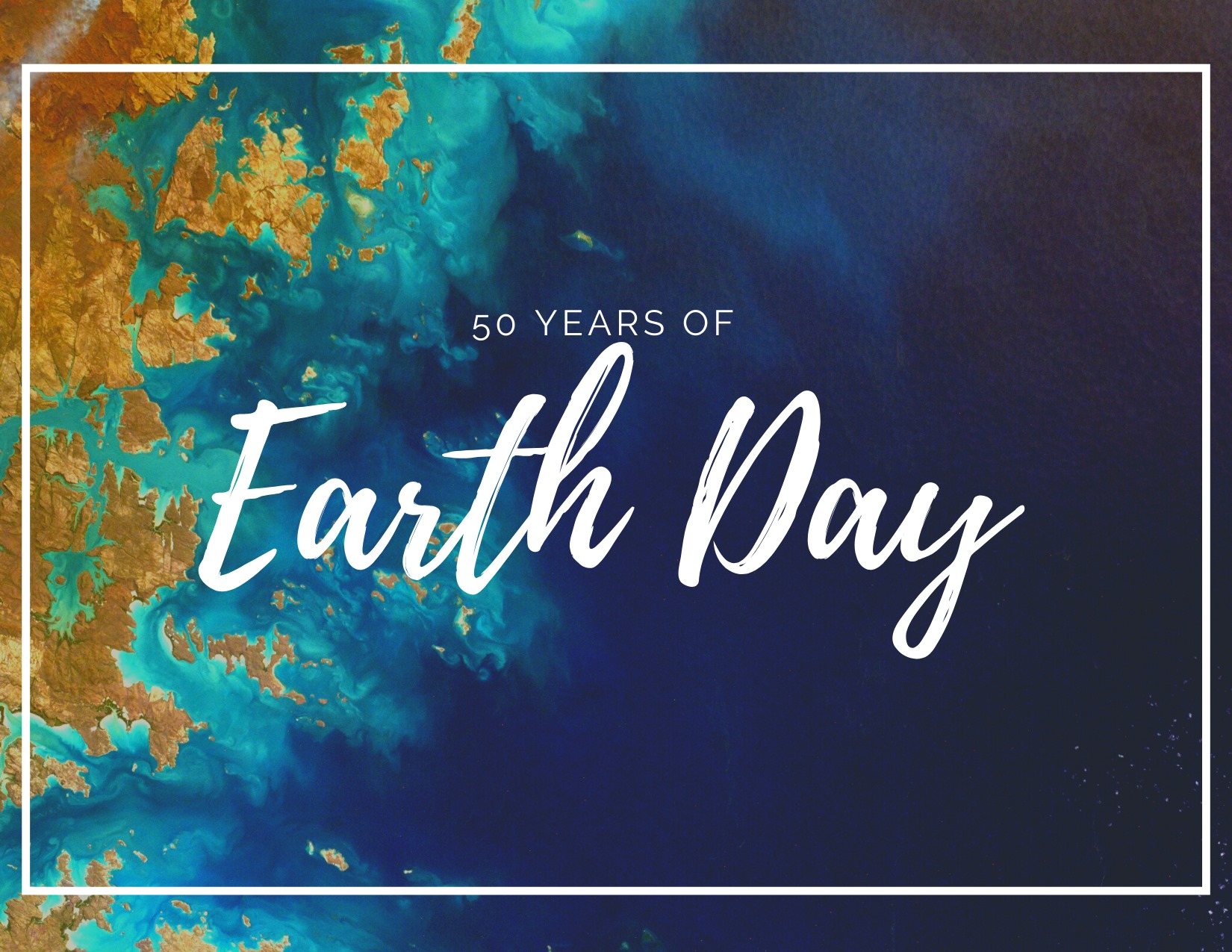 Earth Day at Home – ways to celebrate the 50th anniversary virtually