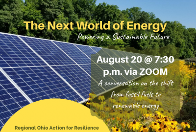 Next World Conversations: The Next World of Energy