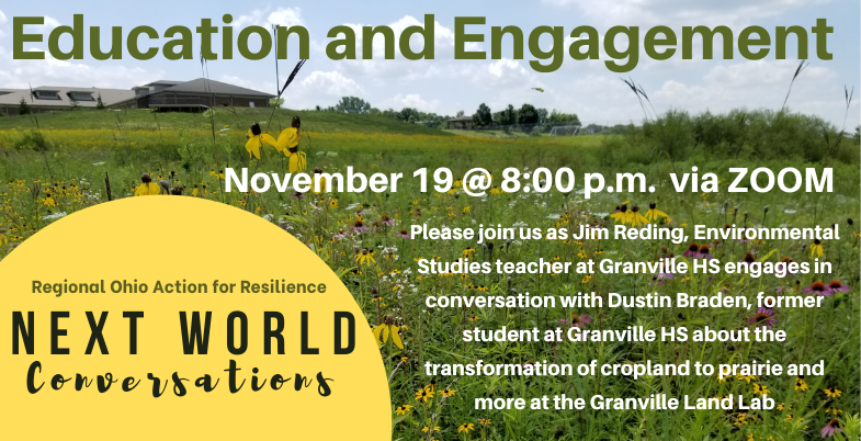 Next World Conversations: The Granville Land Lab